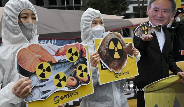 Japón verterá al mar el agua procedente de la accidentada central nuclear de Fukushima