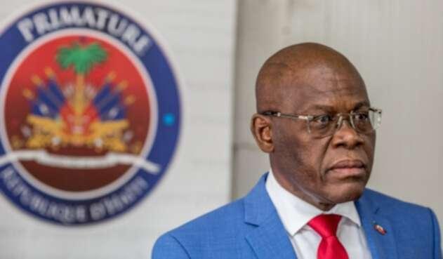 Renunció Joseph Jouthe, primer ministro de Haití