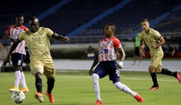 Junior Vs. Águilas Doradas - Liga BetPlay