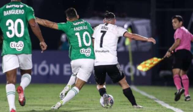 Libertad Vs. Atlético Nacional - Copa Libertadores