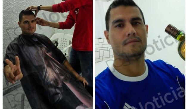 Juan Guillermo Monsalve en prisión