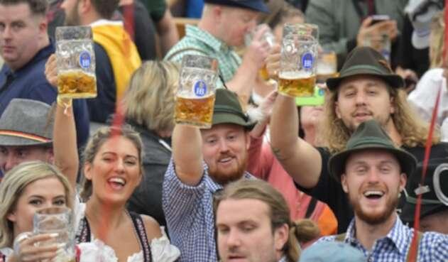 Oktoberfest realizado en 2019