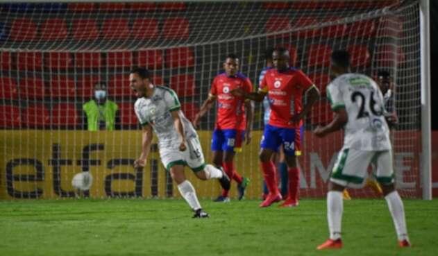 Pasto Vs. La Equidad - Copa Sudamericana