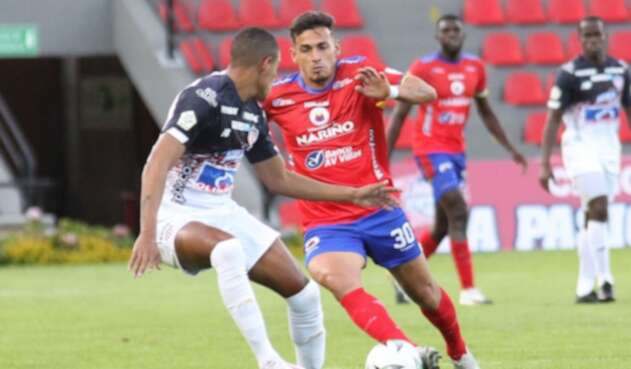 Deportivo Pasto Vs. Junior - Liga BetPlay