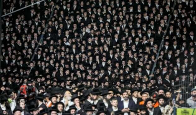 Peregrinación en Israel