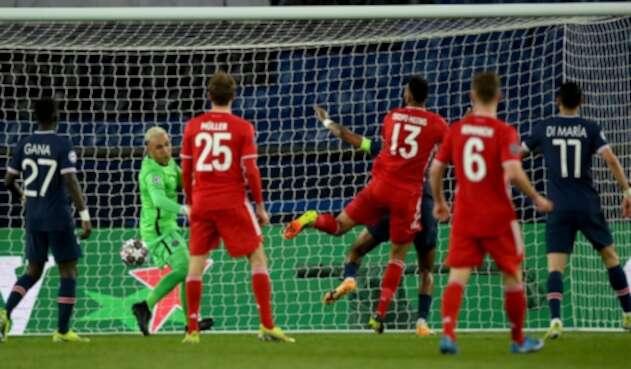 PSG Vs. Bayern Munich - Champions League