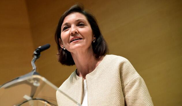 Reyes Maroto, ministra de Industria de España