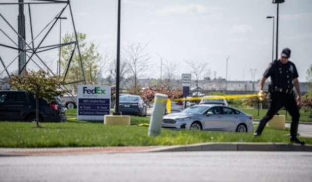 Tiroteo en FedEx de Estados Unidos
