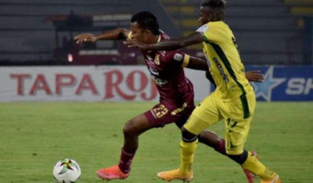 Deportes Tolima Vs. Atlético Bucaramanga - Liga BetPlay