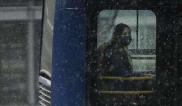 Transporte público Bogotá