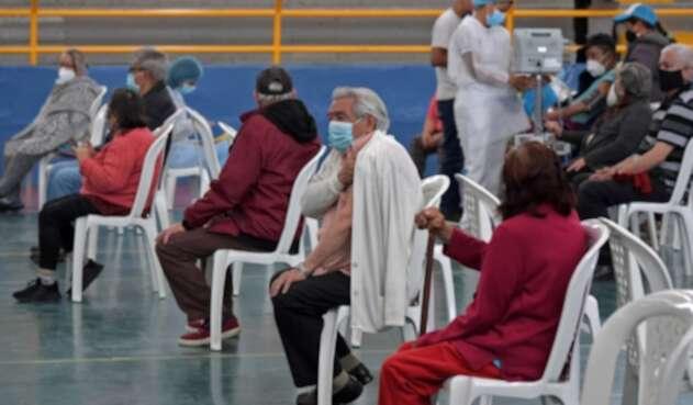 Puntos de vacunación en Bogotá contra covid-19