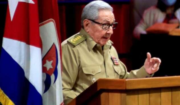 Raul Castro deja el Partido Comunista de Cuba