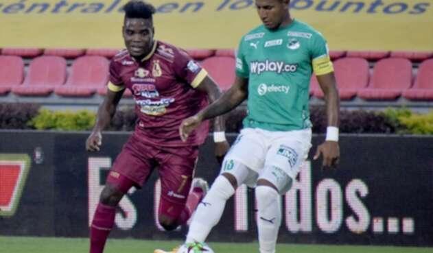 Deportes Tolima vs Deportivo Cali; cuartos de final Liga Betplay
