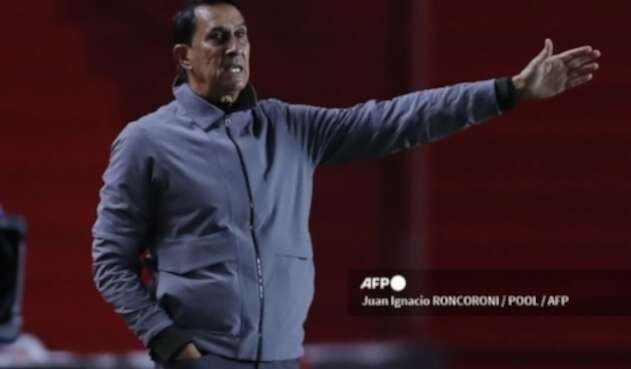 Guimaraes, técnico de Atlético Nacional