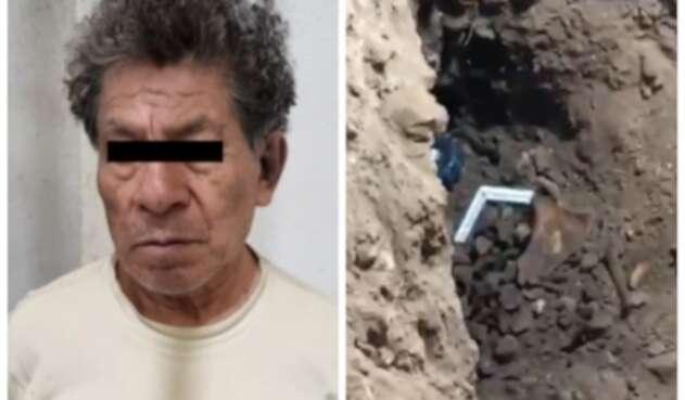 Asesino en serie en Andrés Mendoza