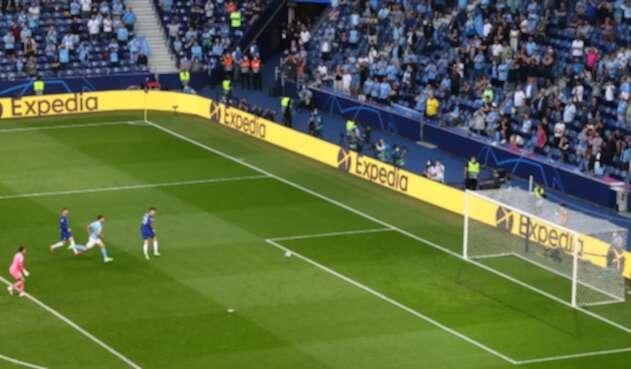 Manchester City Vs. Chelsea - Final de Champions League