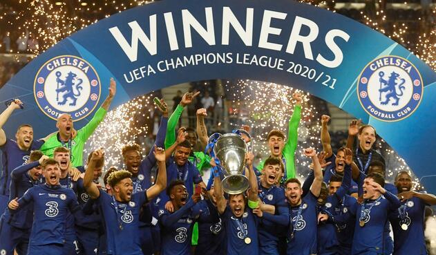 Chelsea, campeón de Champions League