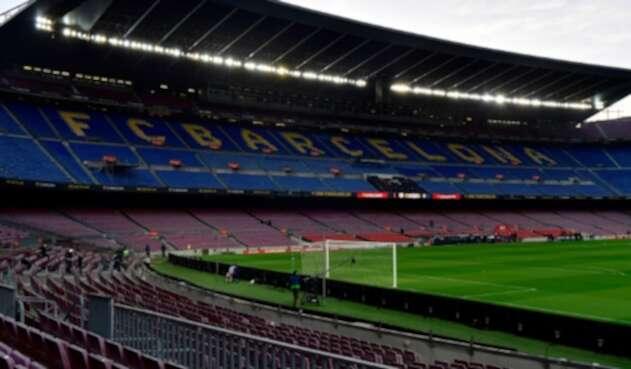 Estadio Camp Nou será punto de vacunación contra covid-19
