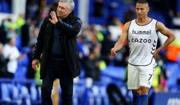 Everton - Premier League - Carlo Ancelotti