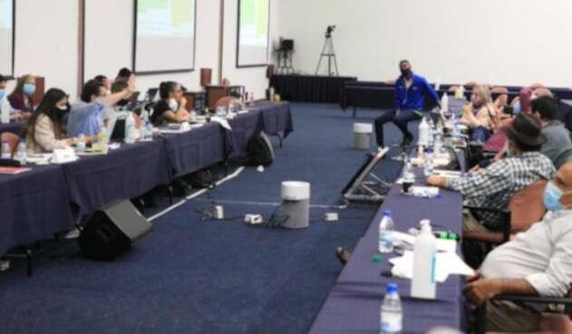 Diálogos entre el Gobierno y el Comité de Paro