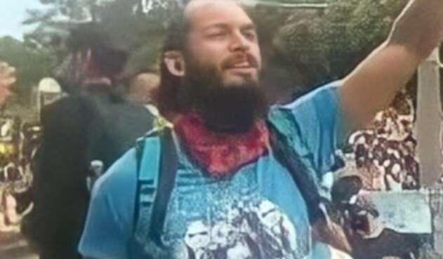 Lucas Villa, fue víctima de ocho impactos de bala en medio de las manifestaciones