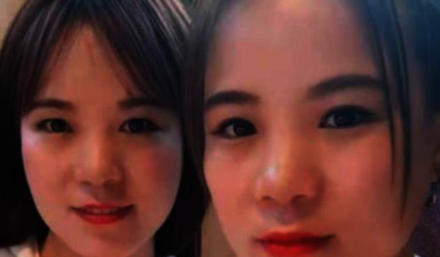 Jóvenes descubren ser gemelas gracias a una red social