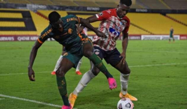 Junior - Fluminense