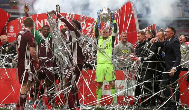Leicester, campeón de la FA Cup tras superar a Chelsea