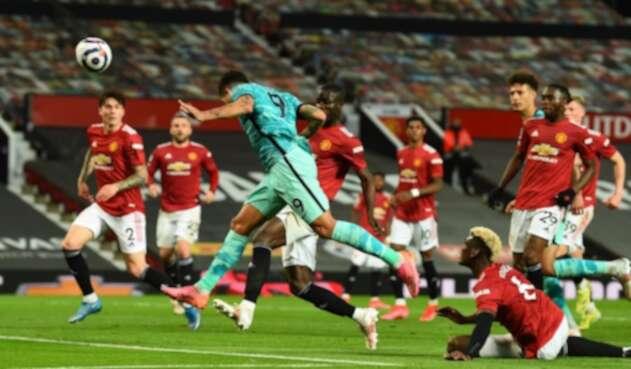 Manchester United Vs. Liverpool - Premier League