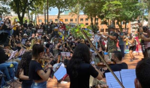 Marchas Medellín
