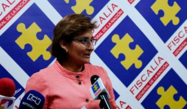 Martha Janeth Mancera, vicefiscal de la Nación