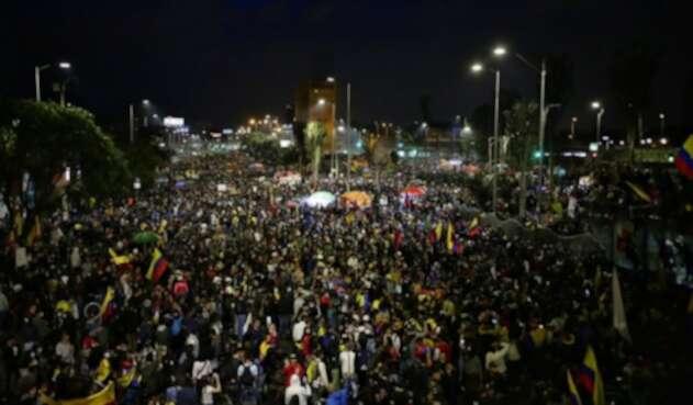 Protestas en Colombia 15 de mayo de 2021