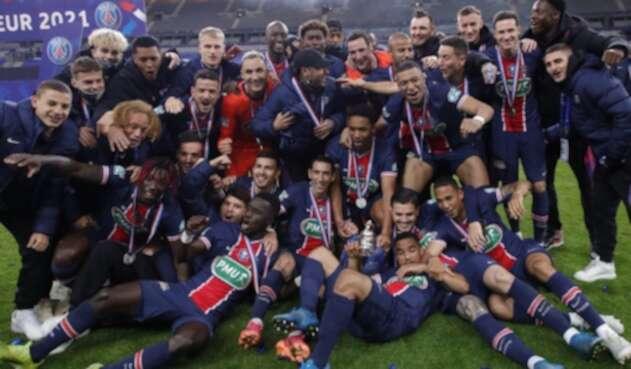 PSG, campeón de Copa de Francia