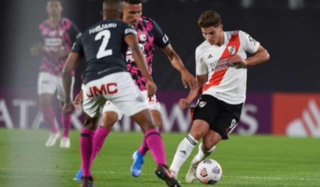 River Plate Vs. Santa Fe - Copa Libertadores