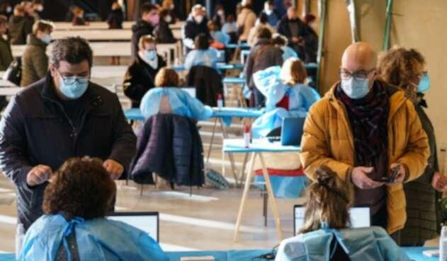 Vacunación contra covid-19 en España