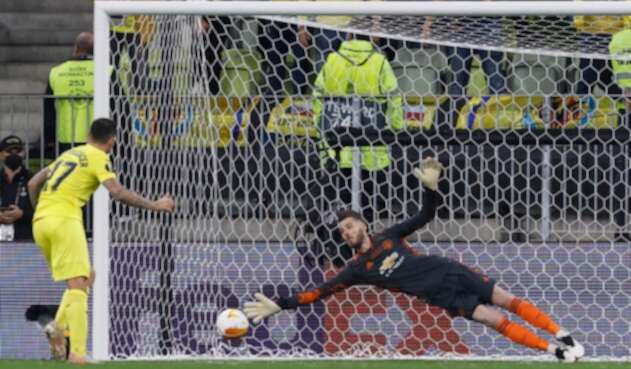 Villarreal Vs. Manchester United - Europa League