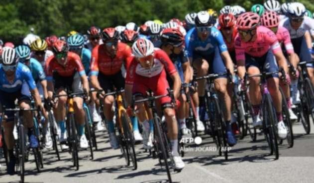 Etapa 5 del Critérium del Dauphiné