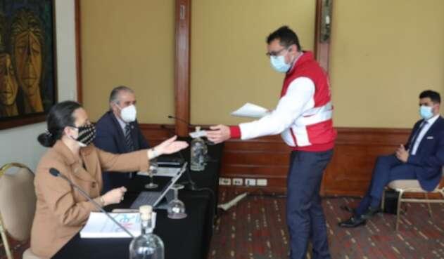 CIDH y Personería de Bogotá