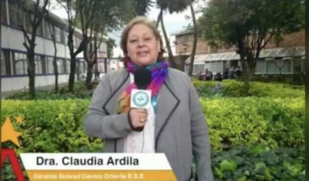 Claudia Ardila Gerente de la SubRed Oriente