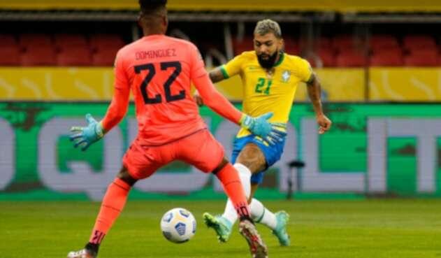 Brasil Vs. Ecuador - Eliminatorias Sudamericanas