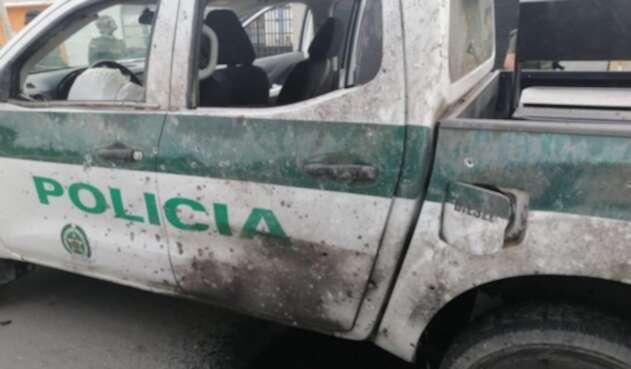 Ataque a patrulla de la Policía en Saravena