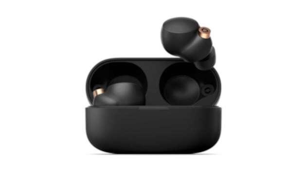 Caja de auriculares WF-1000XM4
