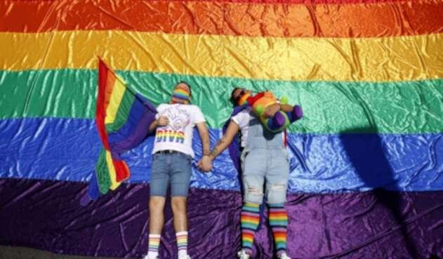Comunidad LGBT / Marcha Lencha en México / Comunidad Gay / Marcha gay