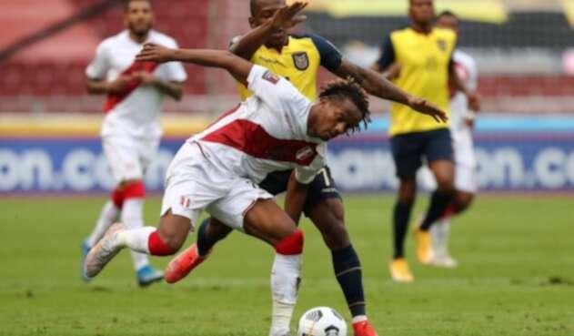 Ecuador Vs. Perú - Eliminatorias Sudamericanas