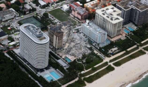 Edificio en Miami Beach