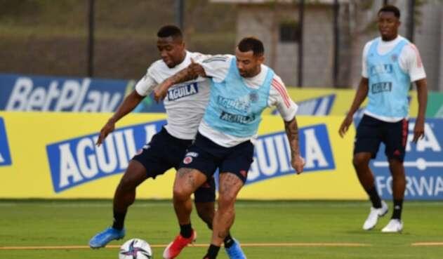 Selección Colombia, 2021
