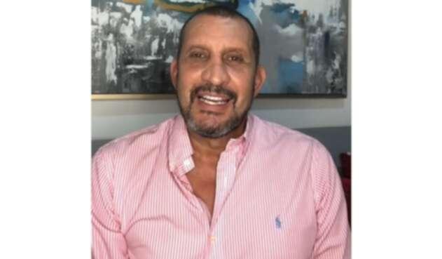 Flaco Solorzano, actor colombiano que denunció que lo tumbaron en Santa Marta