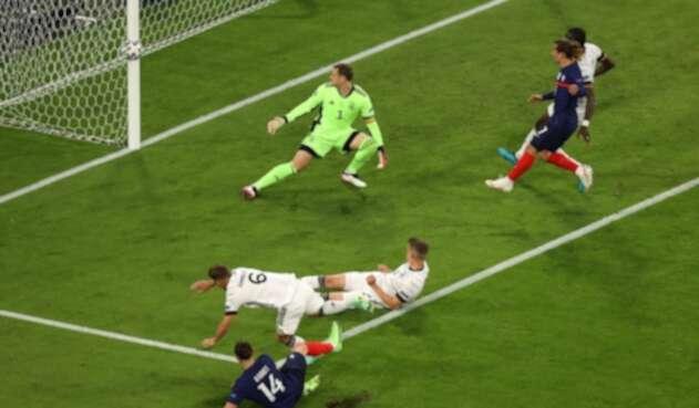 Francia Vs. Alemania - Eurocopa 2021