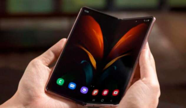 Galaxy Z Fold2, teléfono plegable de Samsung