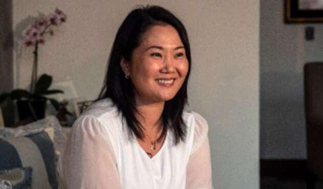 Keiko Fujimori, candidata a la presidencia del Perú